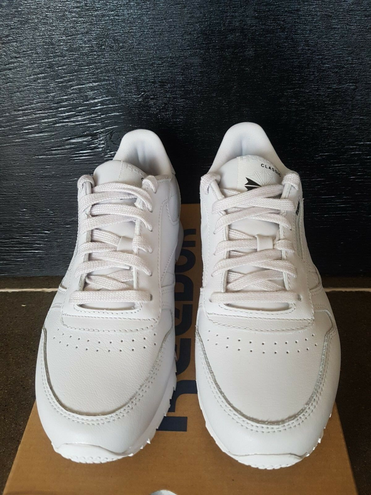NEW NEW NEW IN THE BOX REEBOK CL LTHR X FACE MUTED PINK CN1479 SHOES FOR WOMEN 0b165b