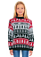 New-Kids-Childrens-Boys-Girls-Xmas-Christmas-Winter-Jumper-Sweater-Knitted-Retro thumbnail 7