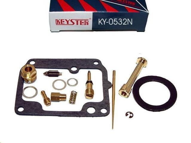 Dichtungssatz,Reparatursatz,carburetor Keyster Vergaser Yamaha RD200,Bj.74-76
