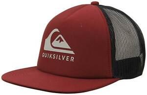 Quiksilver-Foamslayer-Trucker-Hat-Andora-New
