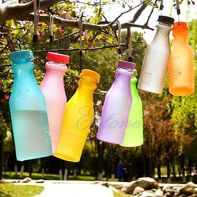 Unbreakable Leak-proof Travel Water Bottle Sport Portable Camping Cycling Cup