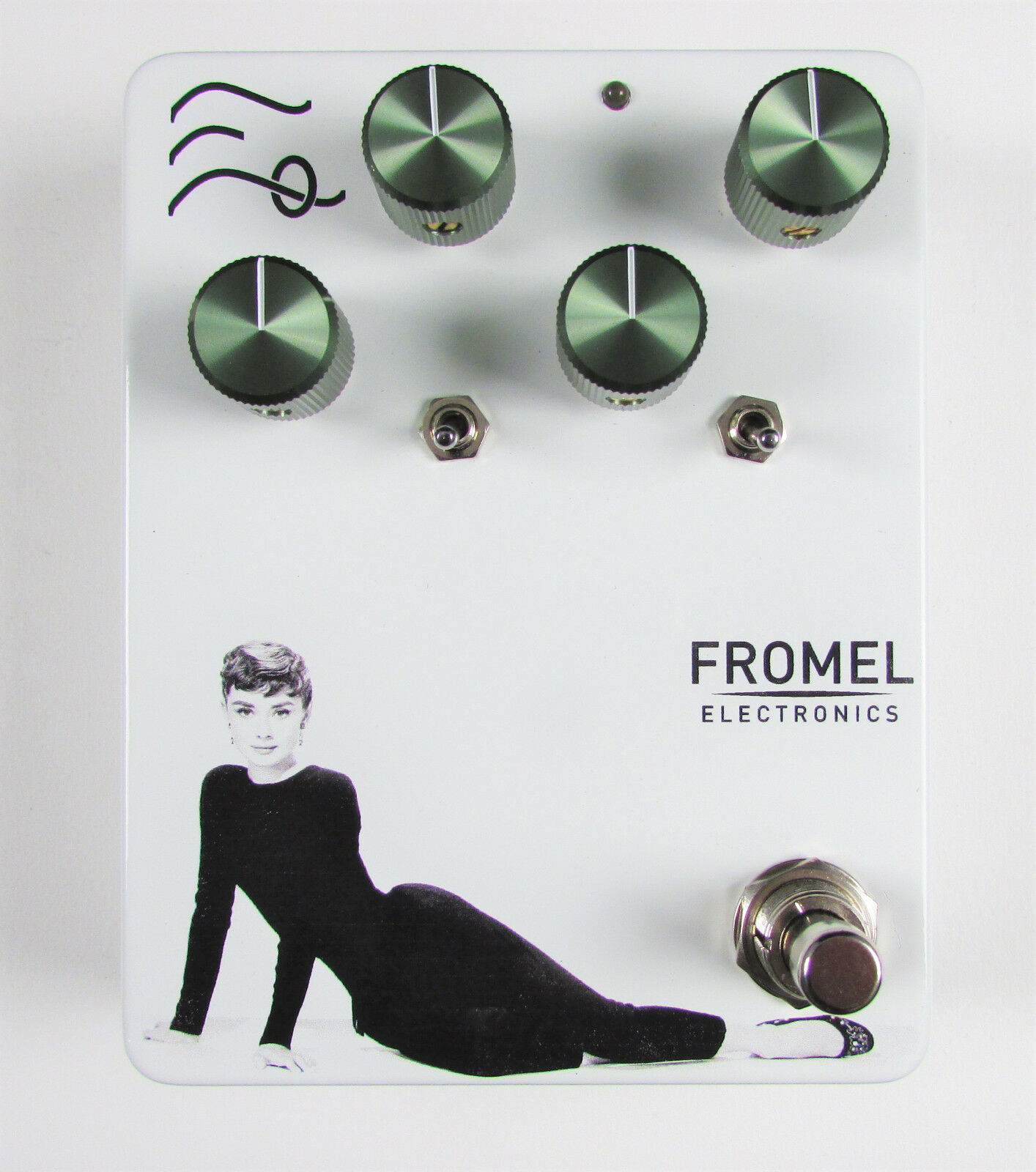 Fromel Electronics Shape EQ Guitar Effect Pedal