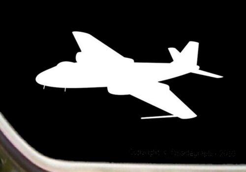 B-57A Night Intruder Pilot Profile Decal-Sticker ma-125