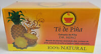 1 Box / 30 Bags Dr Ming Chinese Pineapple Tea Weight Loss Te De Pina -free Ship