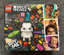 Lego 1x Decal Sticker Brickheadz 41597 Go Brick Me New