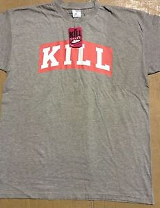 Men S Ex Store Kill Brand Pink Kill Logo T Shirts Ebay