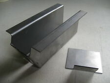 Ford Escort Mk1 Rear Chassis Skid Panel AVO RS Type