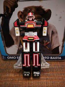 Bioman Godaikin Gc-12 Bandai 1984 Japon Robot Sentai Plastique Popy Rare Vintage