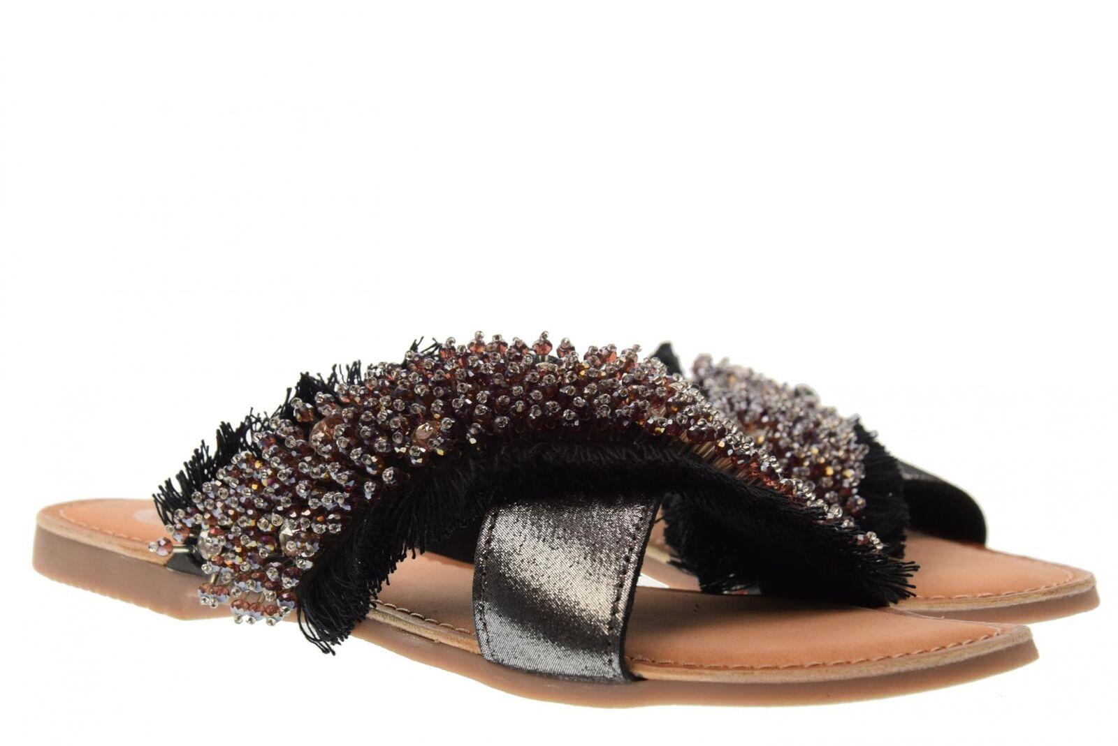 Gioseppo Schuhe Frau P18g niedrige Hausschuhe 45307 SCHWARZ P18g Frau af43bc