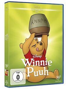WINNIE the Pooh (Walt Disney Classics) (DVD/Nuovo/Scatola Originale) dopo A. A. Milnes 'libri/nessun