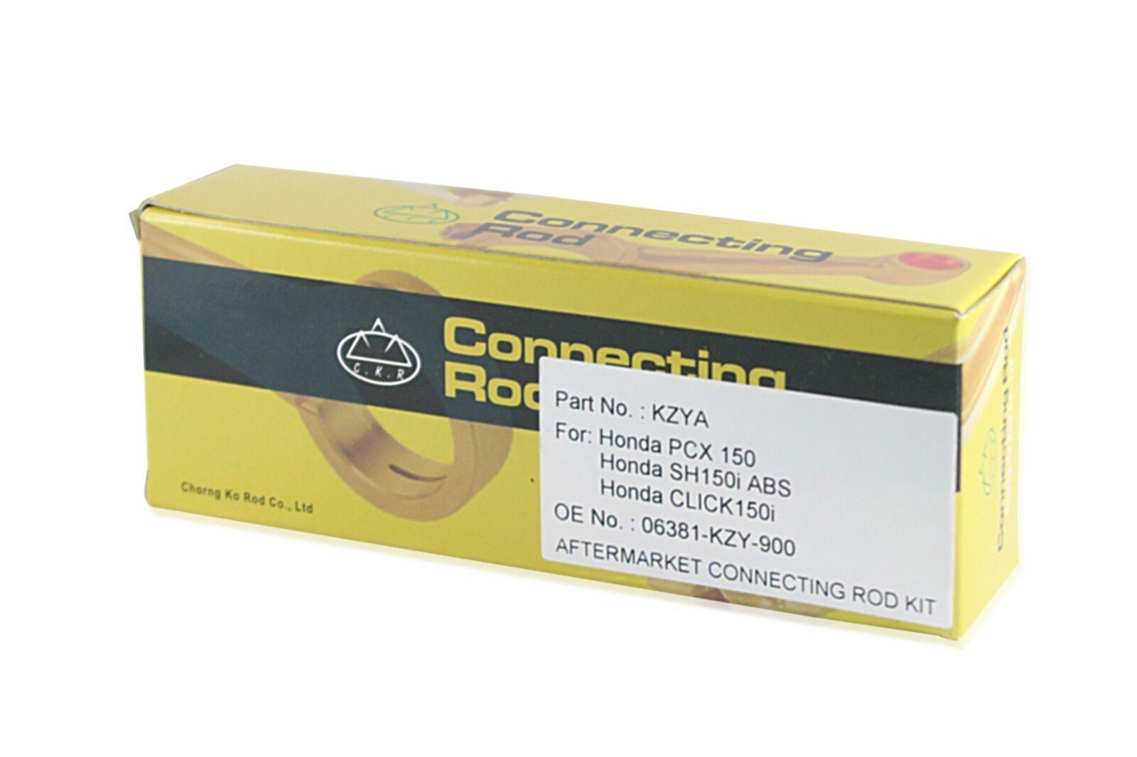 Long rod 115mm TOP Connecting Rod Kit For Yamaha 1987-2006 Banshee 350 Chorng Ko