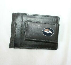 NFL Denver Broncos Steel Money Clip