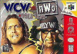 WCW-vs-NWO-World-Tour-Nintendo-64-N64-Video-Game-Super-Fun-Retro-Wrestling-WWF