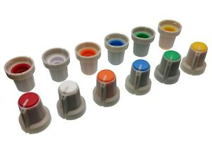 6-Colours-Grey-Body-Plastic-Pot-Knobs-for-6mm-Potentiometer-Rotary-Switch