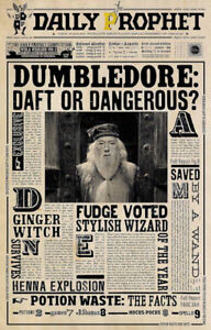 photograph about Daily Prophet Printable identify Information and facts around Harry Potter- The Day-to-day Prophet ( 11\