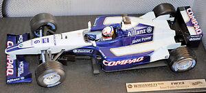 Williams-FW-23-BMW-2001-J-P-Montoya-6-COMPAQ-Allianz-1-18-Hot-Wheels