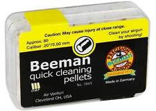BEEMAN .20 cal Quick cleaning Pellet air rifle airgun pistol fast easy YELLOW 80