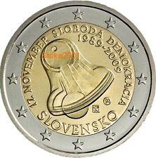 2 EURO COMMEMORATIVO SLOVACCHIA 2009