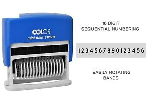 Colop-S120-16-16-Digit-Sequential-Numbering-Stamp-Self-Inking-Rubber-Stamp