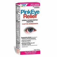 Homeopathic Pink Eye Relief, 10 Ml. Trp
