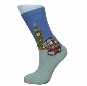 London Socks Christmas Socks London Souvenir London Gifts Big Ben