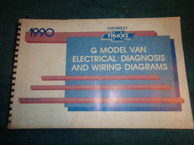 Diagram  1989 Chevrolet Chevy S 1truck Electrical