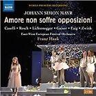 Simon Mayr - Johann : Amore non soffre opposizioni (2016)