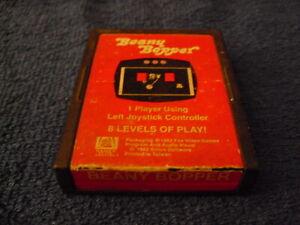 BEANY-BOPPER-1982-Atari-2600-Game-Cartridge-ONLY