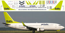 1/144 PAS-DECALS. Decal for Boeing 737-300 Air Baltic Minicraft. Eastern Express