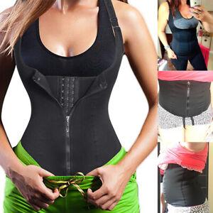 Women Waist Trainer Neoprene Belt Sauna Sweat Body Shaper Tummy Control Girdle