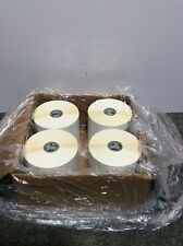 Zebra 83340 Label Paper 4x1 Thermal Transfer Paper Label 2260roll 4 Rolls
