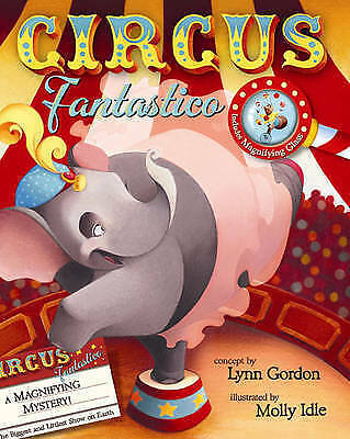 1 of 1 - Circus Fantastico: A Magnifying Mystery-ExLibrary
