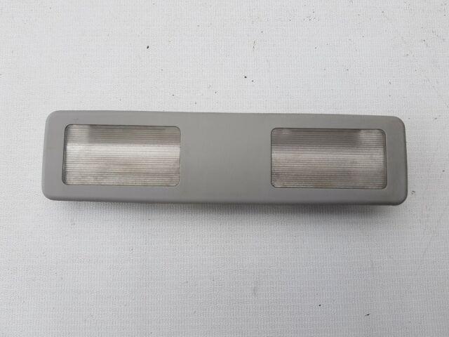 BMW 5er E39 Leseleuchte Innenleuchte Lampe Sonnenblende Innenlampe grau