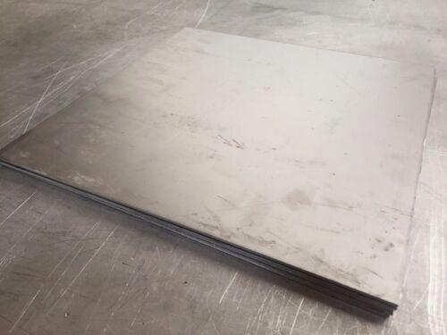 "Titanium Plate 6AL4V 12/"" x 12/"" x .090/"""