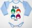 The Beatles Baby Bodysuit John Lennon Paul McCartney Children Toddler Clothes