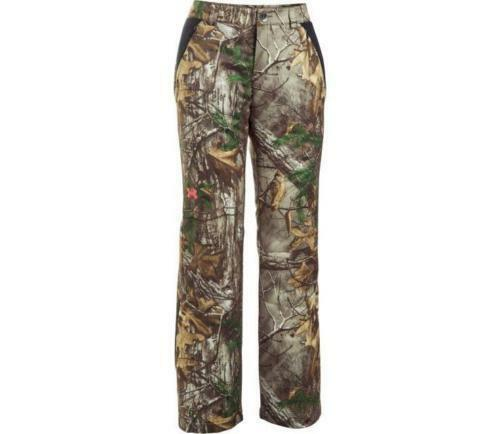 c46e8c5957cfa Under Armour Siberian Storm 2 Realtree Xtra Camo Hunting Snow Pants 8 Womens  for sale online | eBay