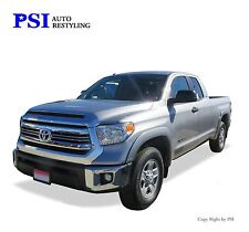 BLACK PAINTABLE OE Style Fender Flares 2014-2016 Toyota Tundra Full Set