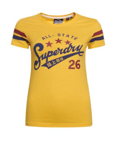 Golden shirt da Newd Vintage donna T Superdry faYxw1q88