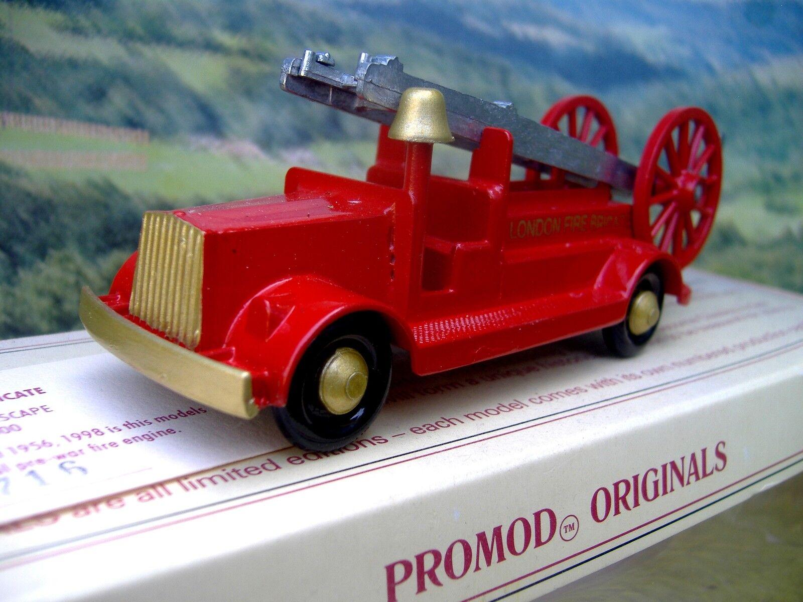 1 43 Promod Originals (England)  Fire Engine