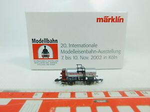 BP242-0-5-Marklin-Mini-Club-Z-Dc-Vagon-Cisterna-Deutz-Aceite-Db-Koln-2002
