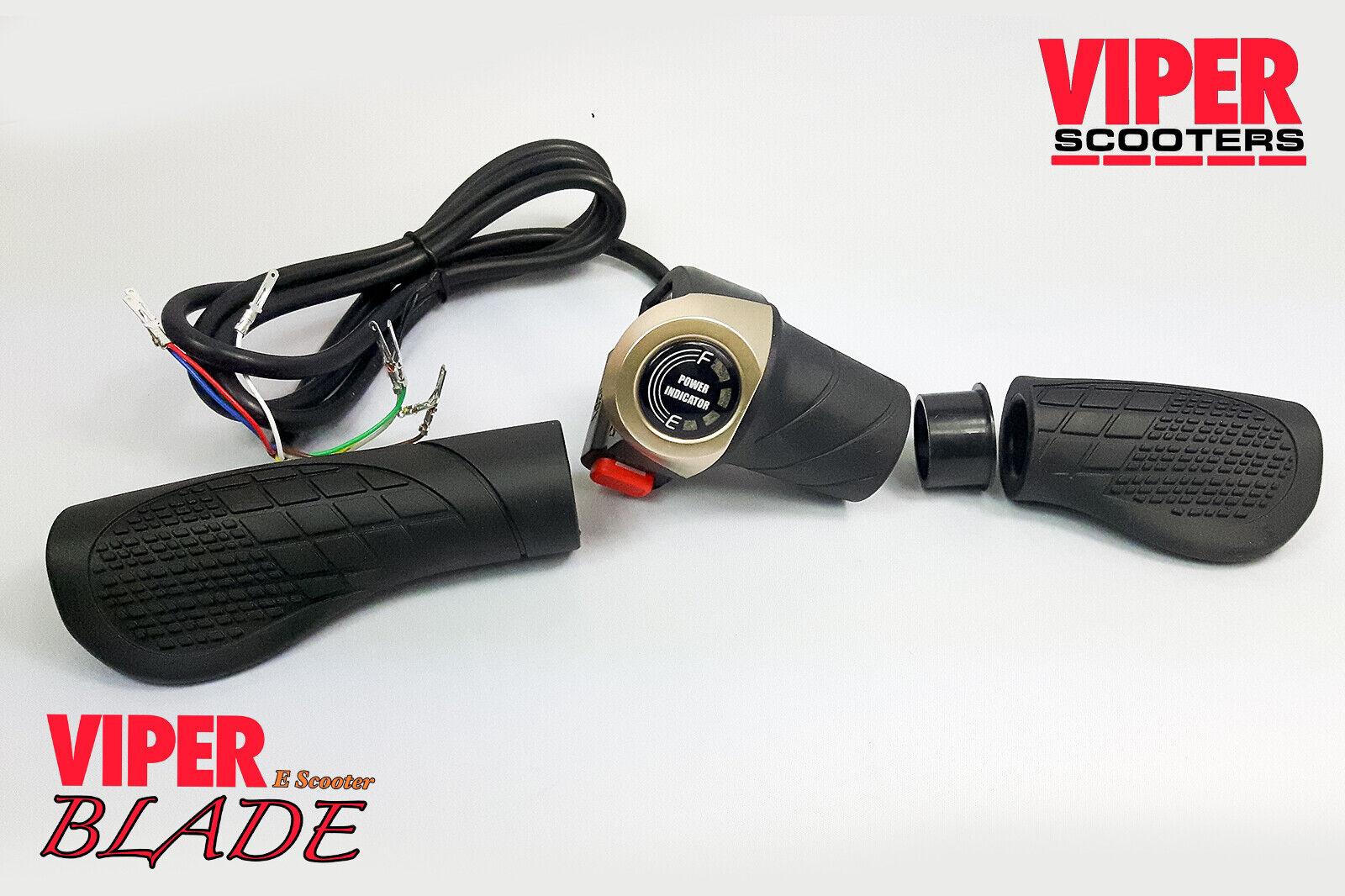 Elektrisk skoter Trödtle Kit, Viper Blade 1000W och 1600W