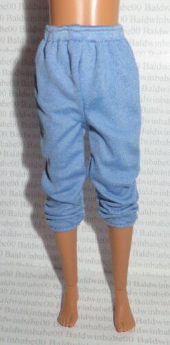 CREATABLE WORLD ~ BOTTOM ~ BLUE CAPRI PANTS MATTEL DOLL ACCESSORY CLOTHING