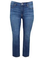 Ex Violeta by Mango Women's Slim Fit Susan Denim Jeans RRP £35.99 Size 10-22