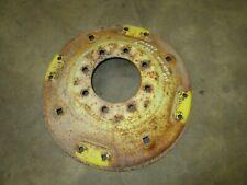 John Deere 420 435 Power Adjust Wheel Disk Center M3421t Antique Tractor