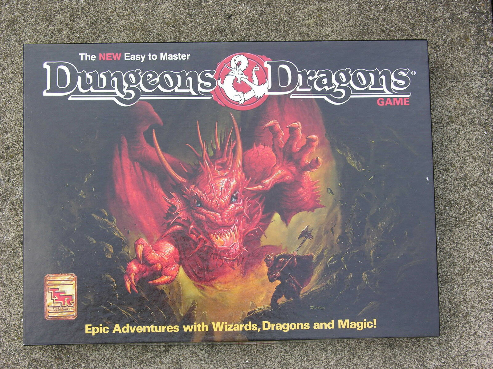 DUNGEONS & DRAGONS GAME 1991