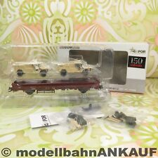 4MFOR 46960 by Märklin - DB - Bahntransport Serval - OVP - #O5790-R8