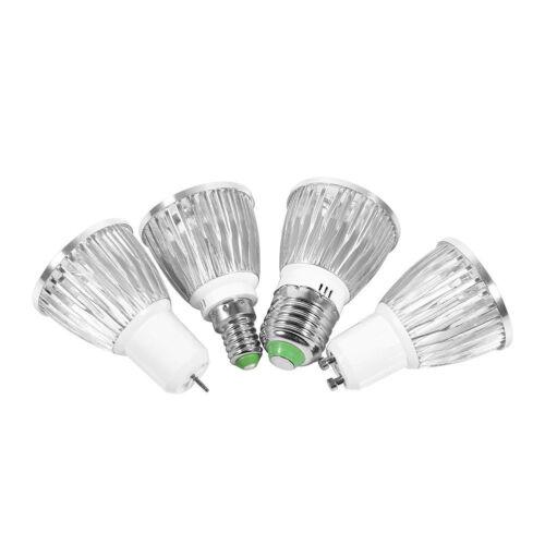 AC85-265V Pflanze LED Wachstumslampe Glühbirne Sport Licht 3blue/&2 rot GU10 5W