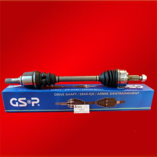 GSP Antriebswelle links Peugeot 206 CC SW hatchback