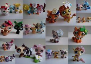 littlest pet shop Lps chien chat tigre singe panda etc... LOT AU CHOIX  -C