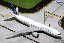 GEMINI JETS UNITED AIRLINES BOEING 777-200ER 1:400 DIE-CAST N796UA GJUAL1589